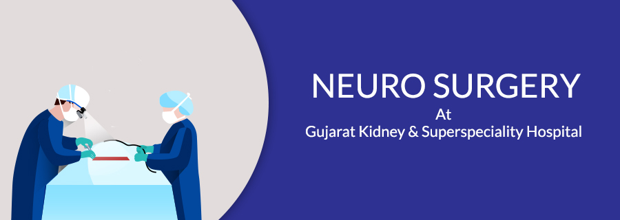 Best Neurosurgery in Gujarat Kidney Superspeciality Hospital
